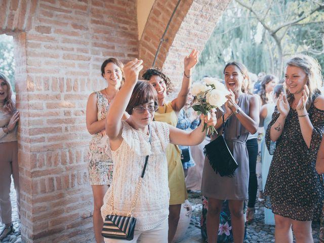 Il matrimonio di Mattia e Gloria a Budrio, Bologna 262