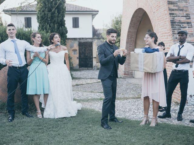 Il matrimonio di Mattia e Gloria a Budrio, Bologna 272