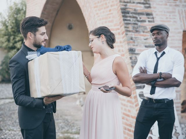 Il matrimonio di Mattia e Gloria a Budrio, Bologna 273
