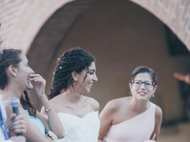 Il matrimonio di Mattia e Gloria a Budrio, Bologna 277