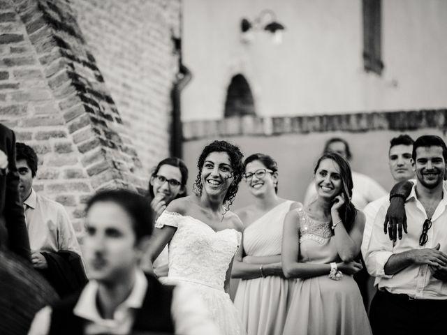 Il matrimonio di Mattia e Gloria a Budrio, Bologna 286