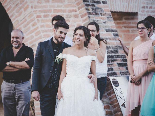 Il matrimonio di Mattia e Gloria a Budrio, Bologna 289