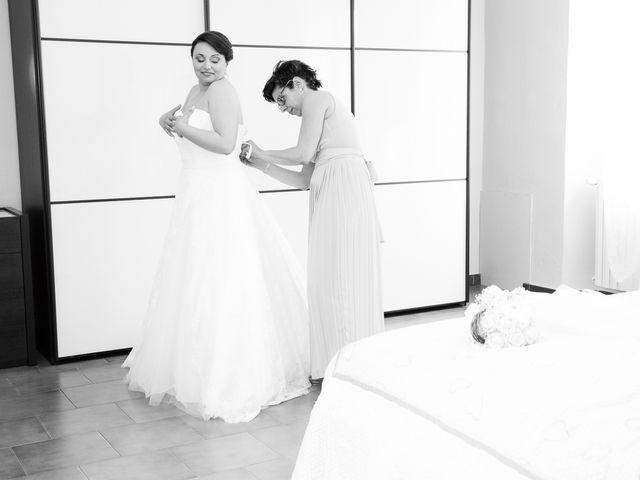Il matrimonio di Umberto e Rosanna a Piovera, Alessandria 5