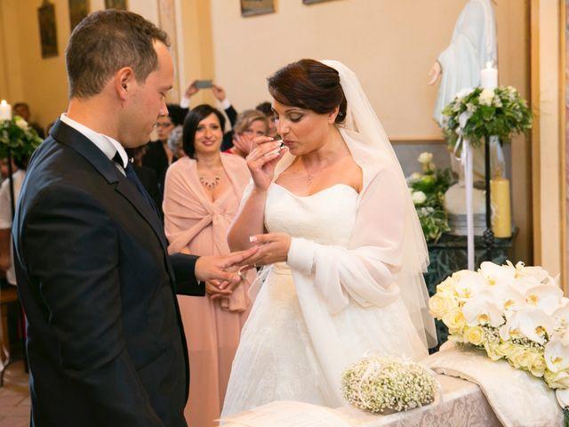Il matrimonio di Umberto e Rosanna a Piovera, Alessandria 10