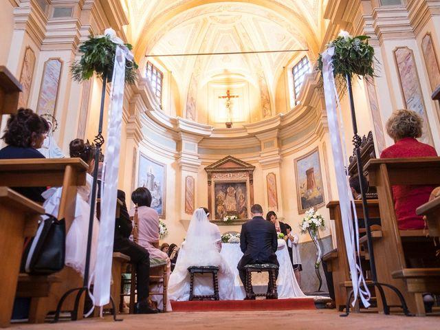 Il matrimonio di Umberto e Rosanna a Piovera, Alessandria 11