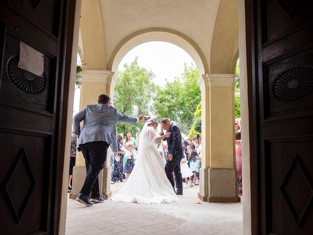 Il matrimonio di Umberto e Rosanna a Piovera, Alessandria 13
