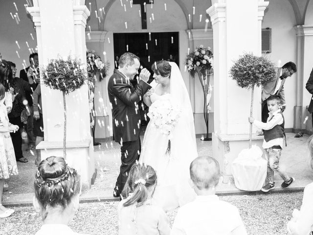 Il matrimonio di Umberto e Rosanna a Piovera, Alessandria 2