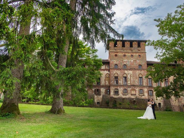 Il matrimonio di Umberto e Rosanna a Piovera, Alessandria 15