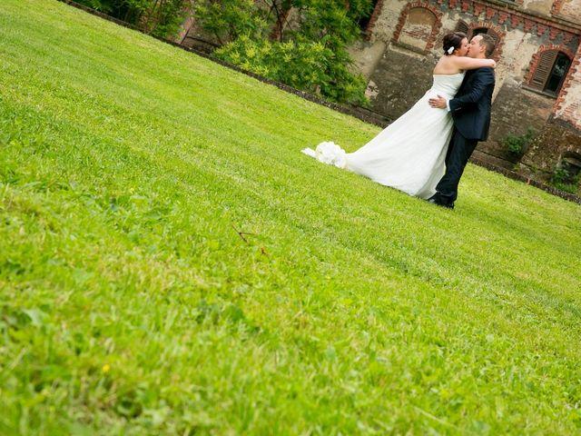 Il matrimonio di Umberto e Rosanna a Piovera, Alessandria 16