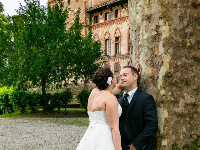Il matrimonio di Umberto e Rosanna a Piovera, Alessandria 18