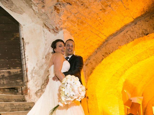 Il matrimonio di Umberto e Rosanna a Piovera, Alessandria 20