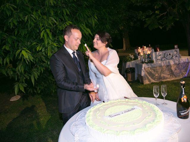 Il matrimonio di Umberto e Rosanna a Piovera, Alessandria 27