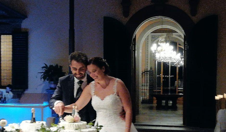 Il matrimonio di Carmela e Giuseppe a Signa, Firenze