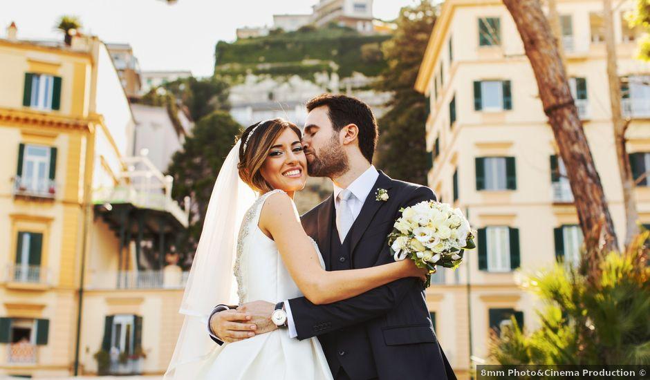 Il matrimonio di Erasmo e Annalisa a Napoli, Napoli