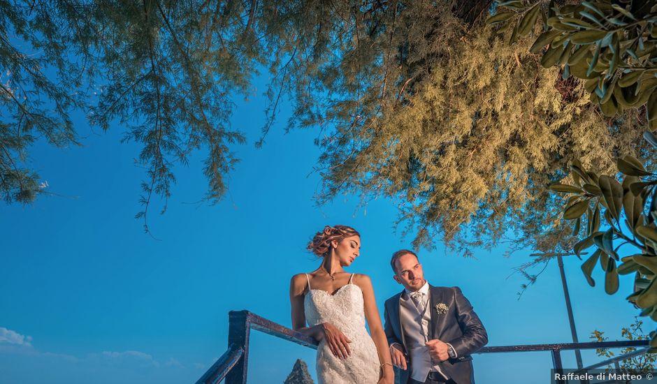 Il matrimonio di Salvatore e Francesca a Salerno, Salerno