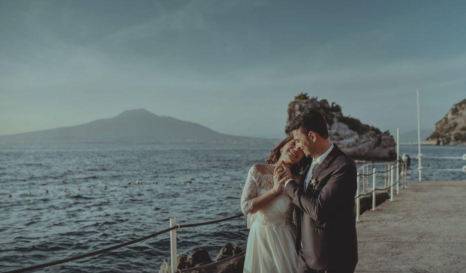 Il matrimonio di Raffaele e Roberta  a Vico Equense, Napoli