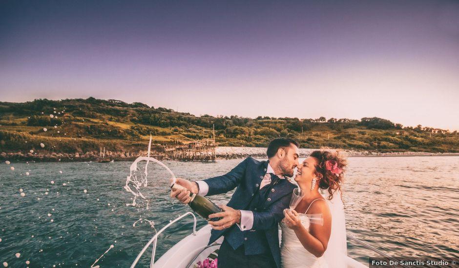 Il matrimonio di Stefano e Silvia a Manoppello, Pescara