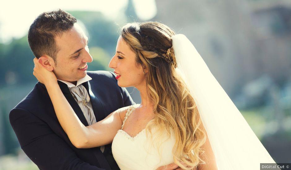 Il matrimonio di Marco e Francesca a Roma, Roma