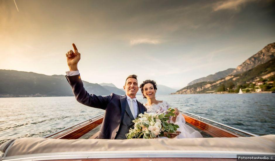 Il matrimonio di Christian e Anna a Varenna, Lecco