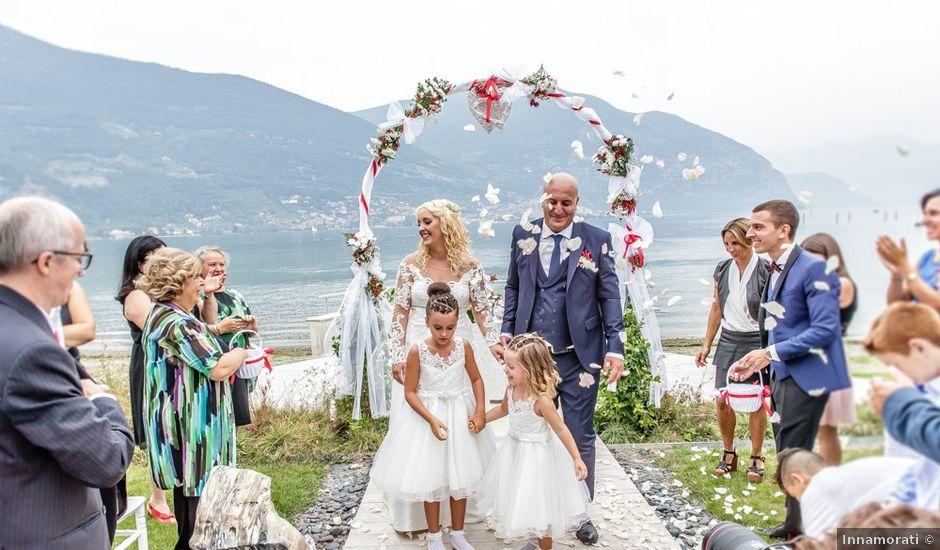Il matrimonio di Ivan e Stella a Adro, Brescia