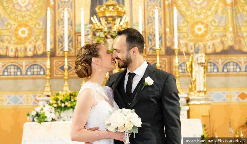 Il matrimonio di Charbel e Verka a Roma, Roma