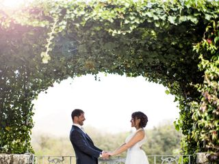 Le nozze di Sophia e Giovanni