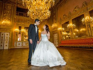 Le nozze di Tia e Shazan