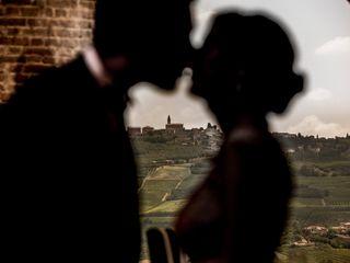 Le nozze di Federica e Silvio