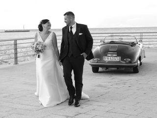 Le nozze di Letizia e Jean-felix