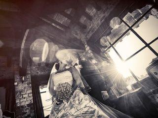 Le nozze di Alessandra e Cristiano