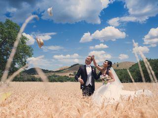 Le nozze di Simona e Ercole