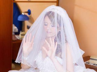 Le nozze di Melania e Francesco 2
