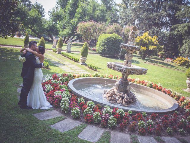 Il matrimonio di Andrea e Valentina a Arcore, Monza e Brianza 2