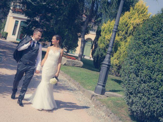 Il matrimonio di Andrea e Valentina a Arcore, Monza e Brianza 9