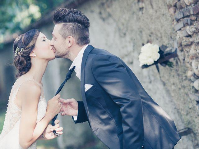 Il matrimonio di Andrea e Valentina a Arcore, Monza e Brianza 10