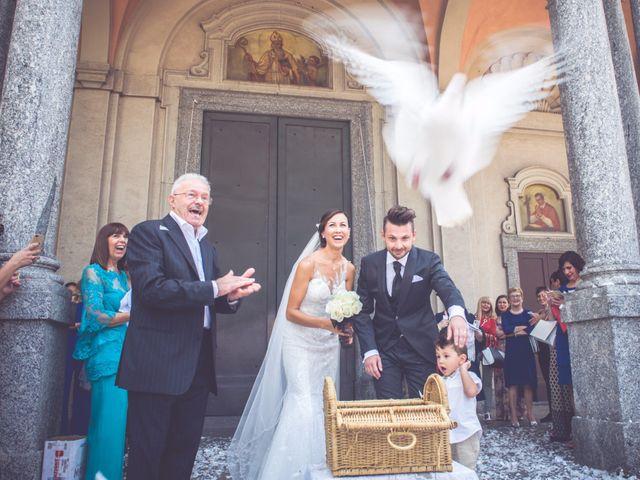 Il matrimonio di Andrea e Valentina a Arcore, Monza e Brianza 12