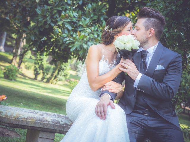 Il matrimonio di Andrea e Valentina a Arcore, Monza e Brianza 15