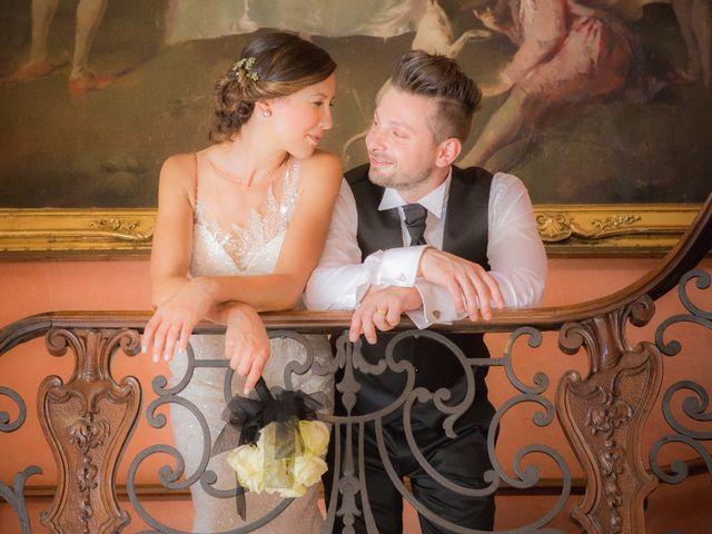 Il matrimonio di Andrea e Valentina a Arcore, Monza e Brianza 16