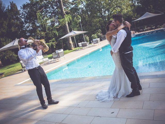 Il matrimonio di Andrea e Valentina a Arcore, Monza e Brianza 17