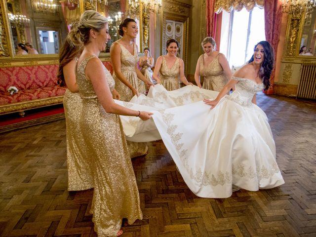 Il matrimonio di Shazan e Tia a Firenze, Firenze 3