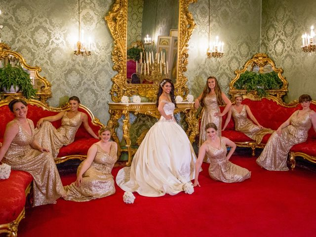 Il matrimonio di Shazan e Tia a Firenze, Firenze 5