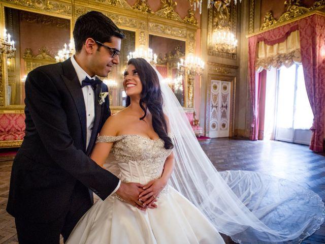 Il matrimonio di Shazan e Tia a Firenze, Firenze 13