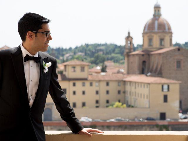 Il matrimonio di Shazan e Tia a Firenze, Firenze 29