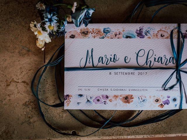 Il matrimonio di Mario e Chiara a Quarrata, Pistoia 2