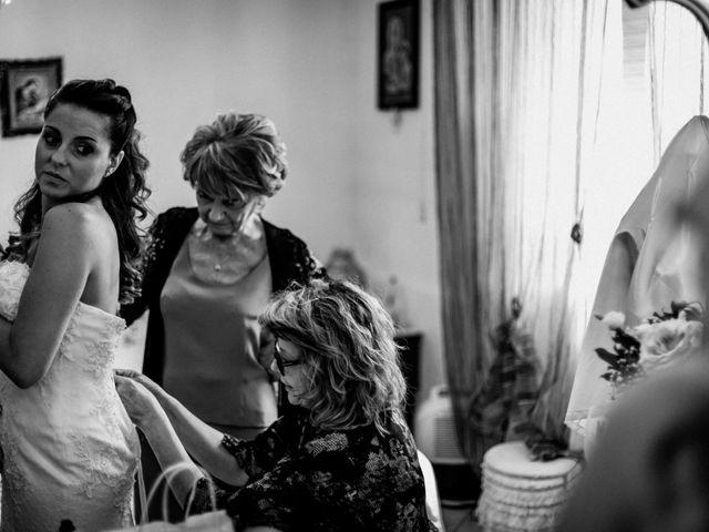 Il matrimonio di Mario e Chiara a Quarrata, Pistoia 9