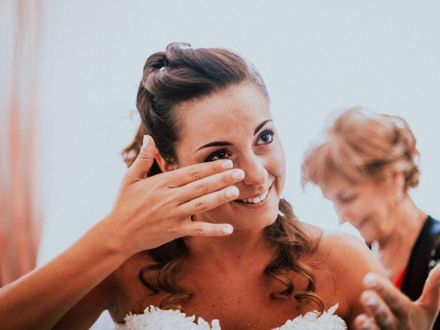 Il matrimonio di Mario e Chiara a Quarrata, Pistoia 10