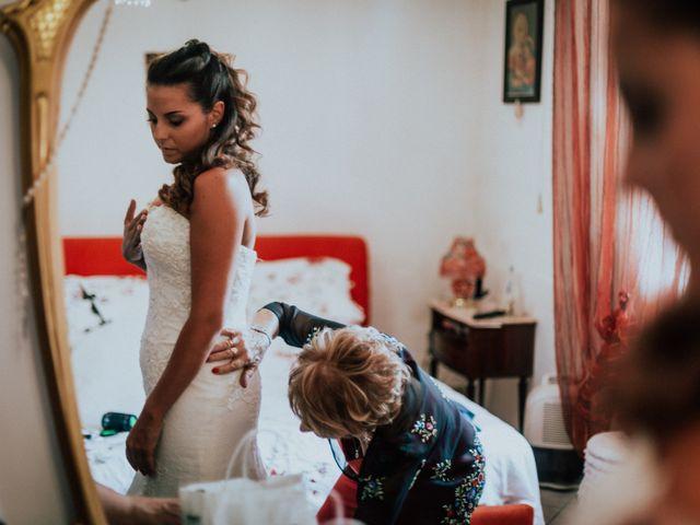 Il matrimonio di Mario e Chiara a Quarrata, Pistoia 12