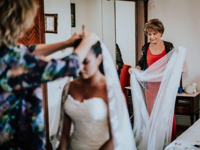 Il matrimonio di Mario e Chiara a Quarrata, Pistoia 13