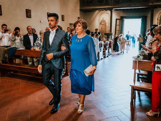 Il matrimonio di Mario e Chiara a Quarrata, Pistoia 26