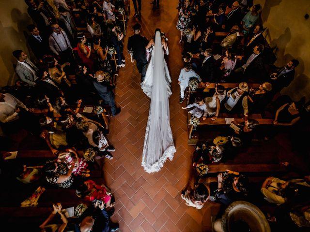 Il matrimonio di Mario e Chiara a Quarrata, Pistoia 29